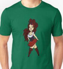 Damsel Girl Unisex T-Shirt