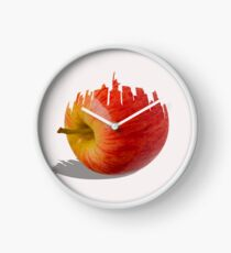 Big Apple Clock