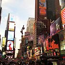 New York Time by pixelvision