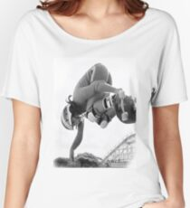 Skateboarder Women's Relaxed Fit T-Shirt