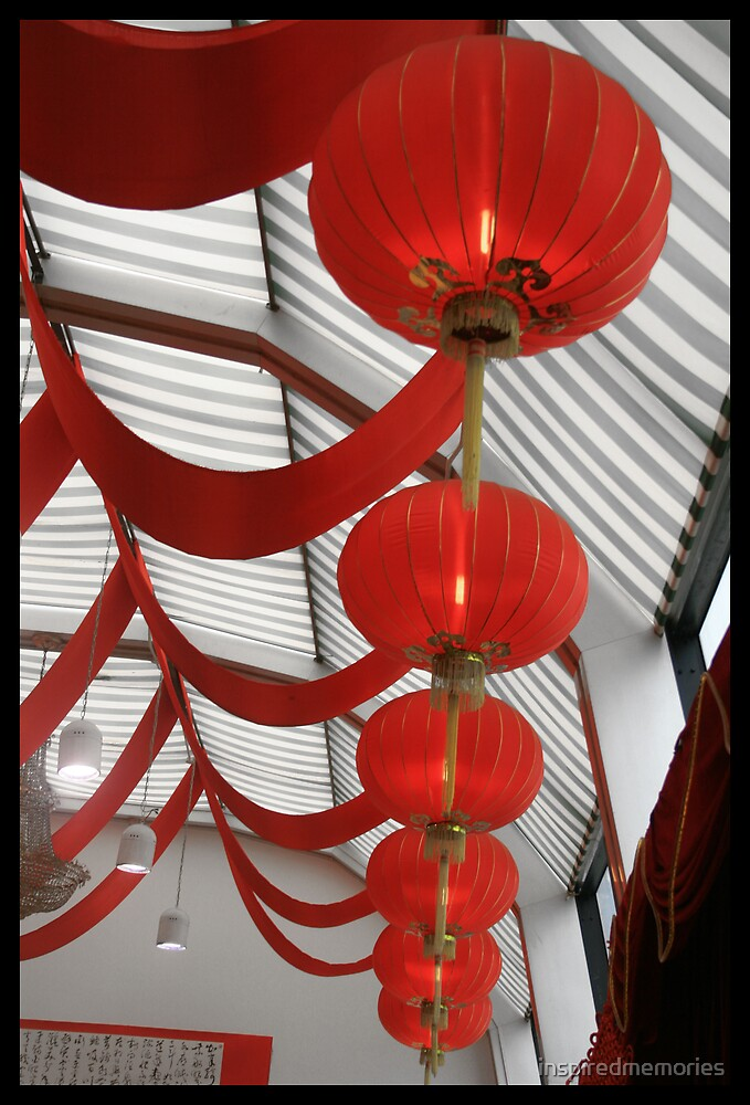red lanterns by inspiredmemories