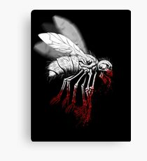 INSECT POLITICS Canvas Print