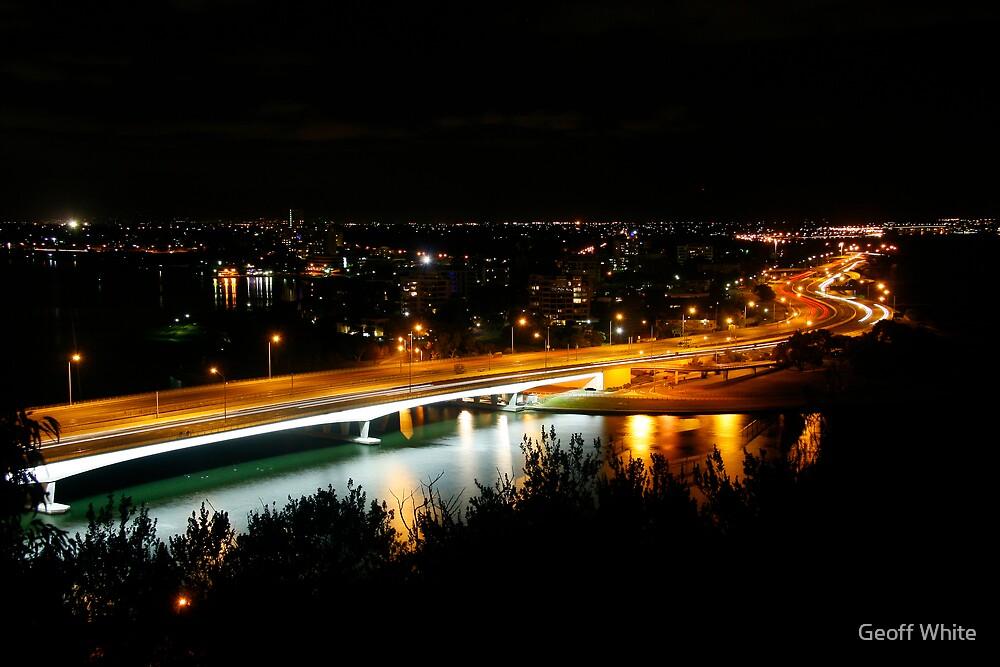 Narrows Bridge by Geoff White