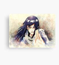 """"""" Hinata """"   Naruto   Canvas Print"""