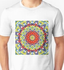 Creative Commons Mandala 43 Unisex T-Shirt