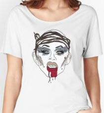Apocalyptic Sharon Women's Relaxed Fit T-Shirt