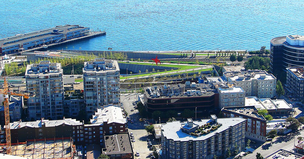 Seattle Water Front 518 by jduffy111