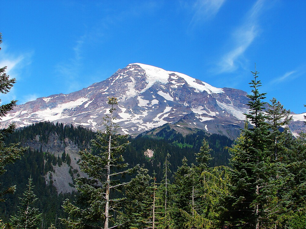Mount Rainier 524 by jduffy111