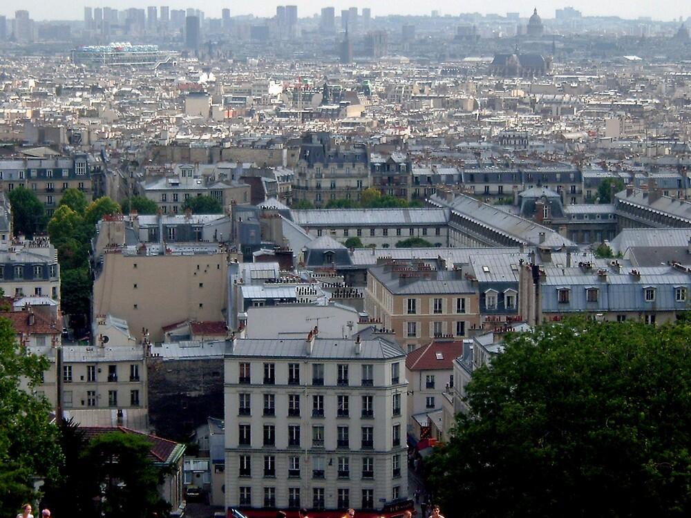 Cityscape by Erika Benoit