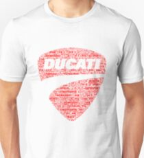 DUCATI Cloud Unisex T-Shirt