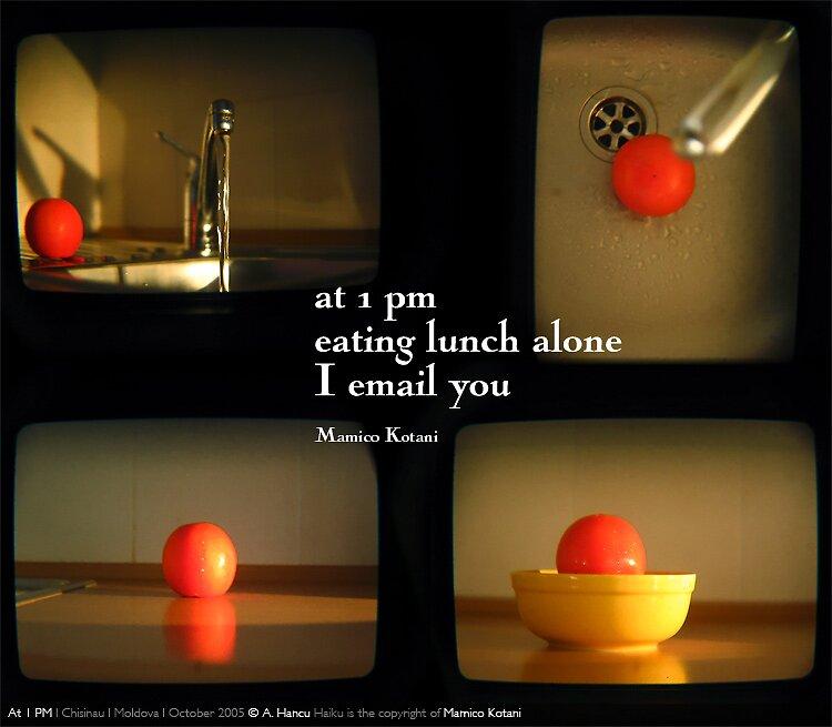 At 1pm. by Adrian Hancu