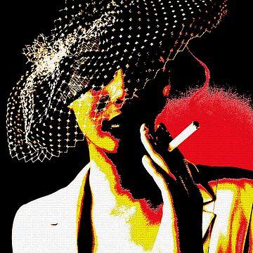 Smoking Hot Tee by TomDawson