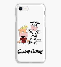 Cowvin and Hooves iPhone Case/Skin