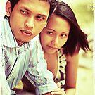 Zaha + Lily 01 by zoule