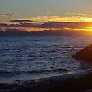Sun's Last Dance............  by Larry Llewellyn