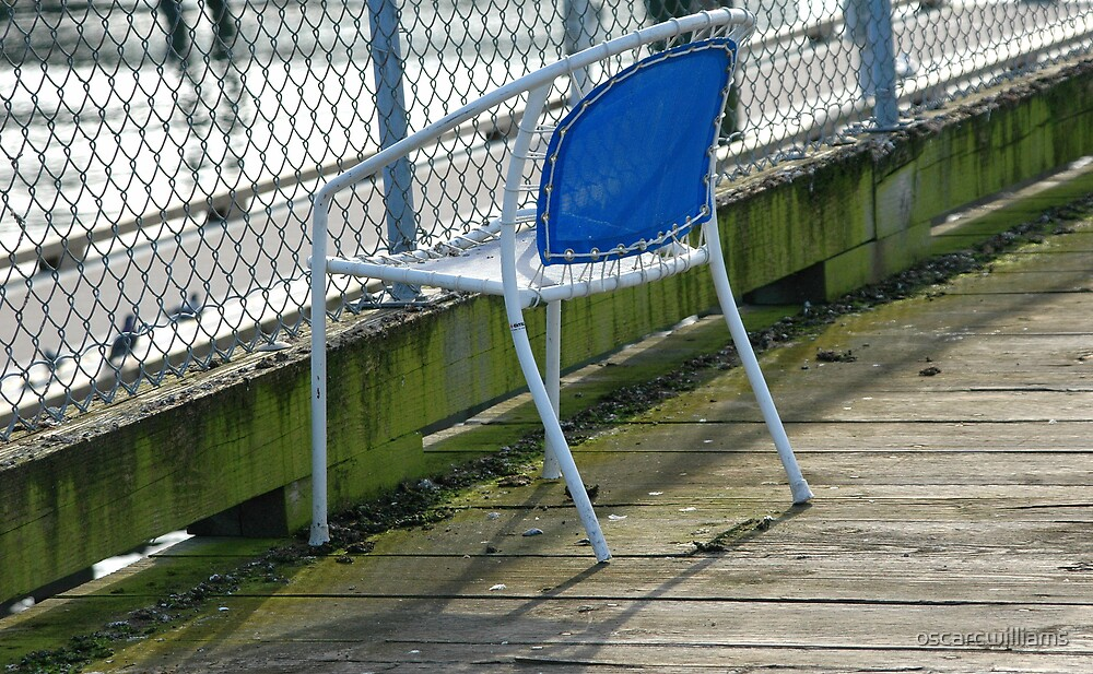 Fisherman's Chair by oscarcwilliams