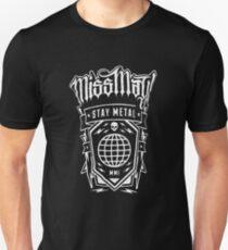 Miss May I Globe Unisex T-Shirt