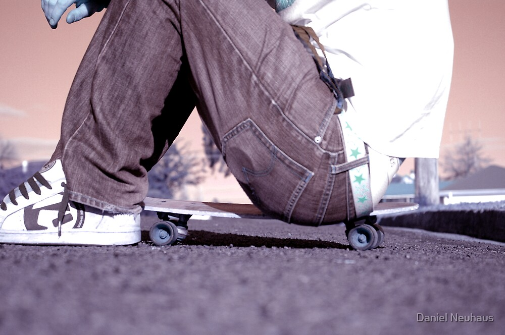 Skate Boy by Daniel Neuhaus