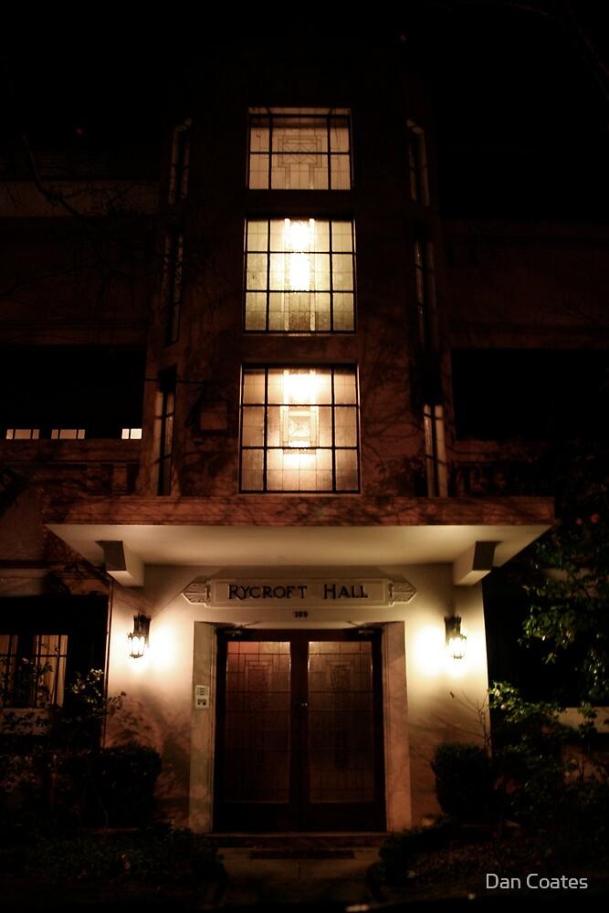 Rycroft Hall by Dan Coates