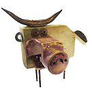 PigBull by Neil Elliott