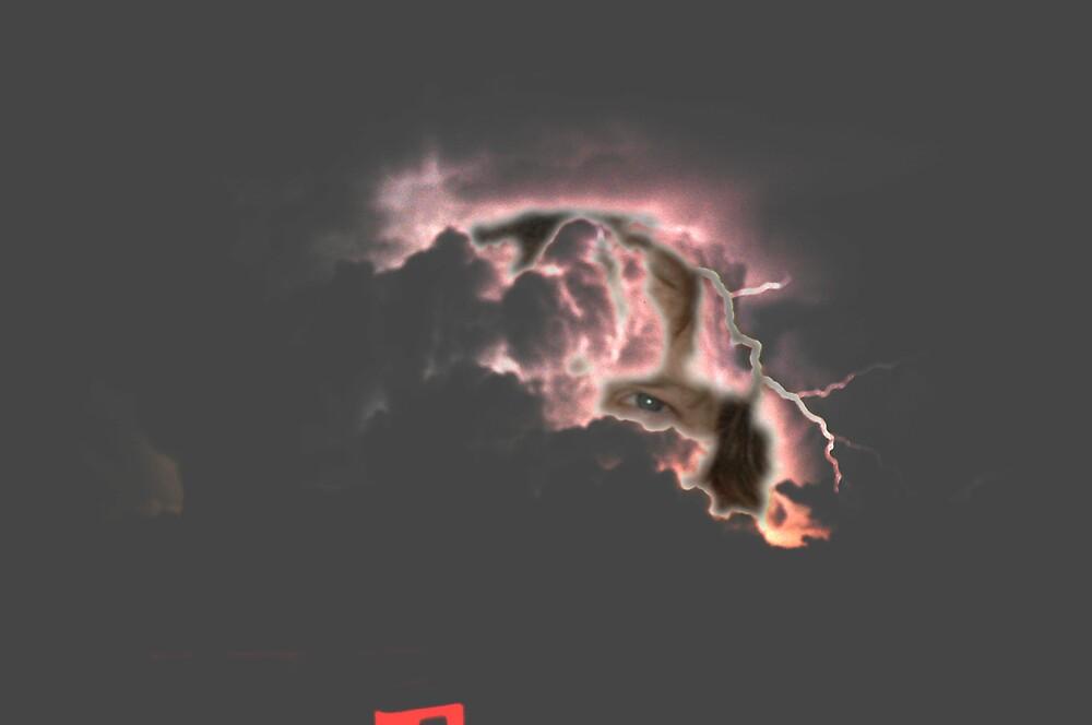 Lightning of the face by Timdim