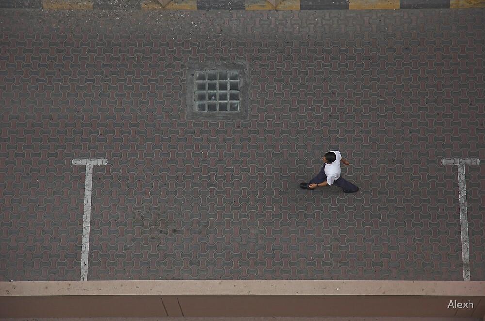 Dubai Street by Alexh