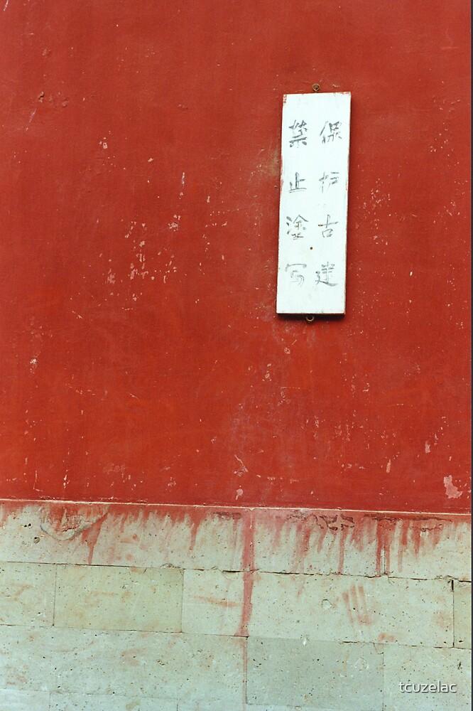 red china by tcuzelac