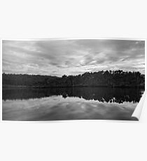 Frankland River Reflections Poster