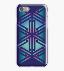 Paua by Raewyn Paterson - Kahu Collective iPhone Case/Skin