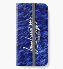 All You Fault - Bebe Rexha (Part 1) iPhone Wallet/Case/Skin