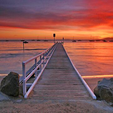 Red Dawn by SamSneddon
