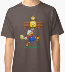 Scrooge McMario  Classic T-Shirt