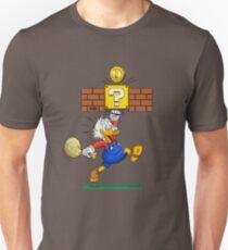 Scrooge McMario  Unisex T-Shirt