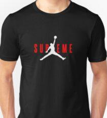 White Dunker Unisex T-Shirt