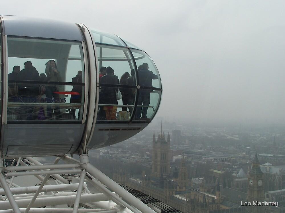 London Eye by Leo Mahoney