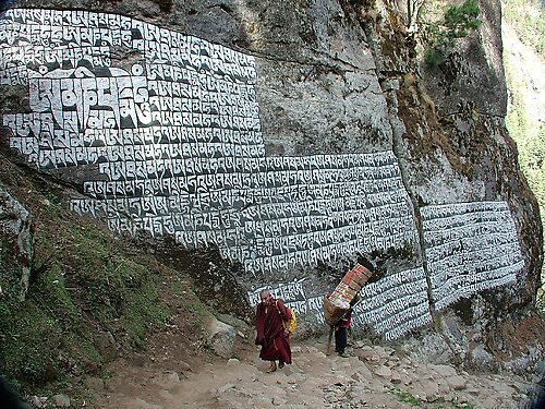 Nepal tradition by Sarah Jones