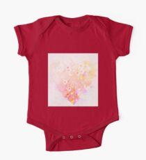 Flower Heart Kids Clothes