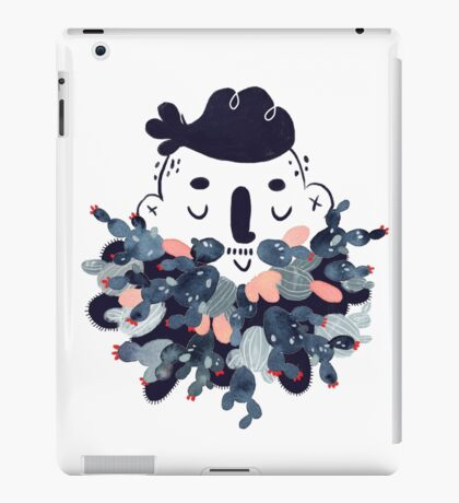 Prickly iPad Case/Skin