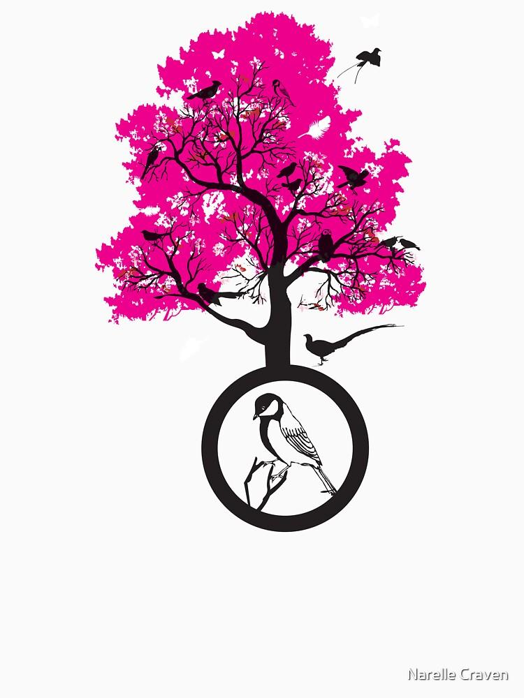 tree of beaks by Narelle