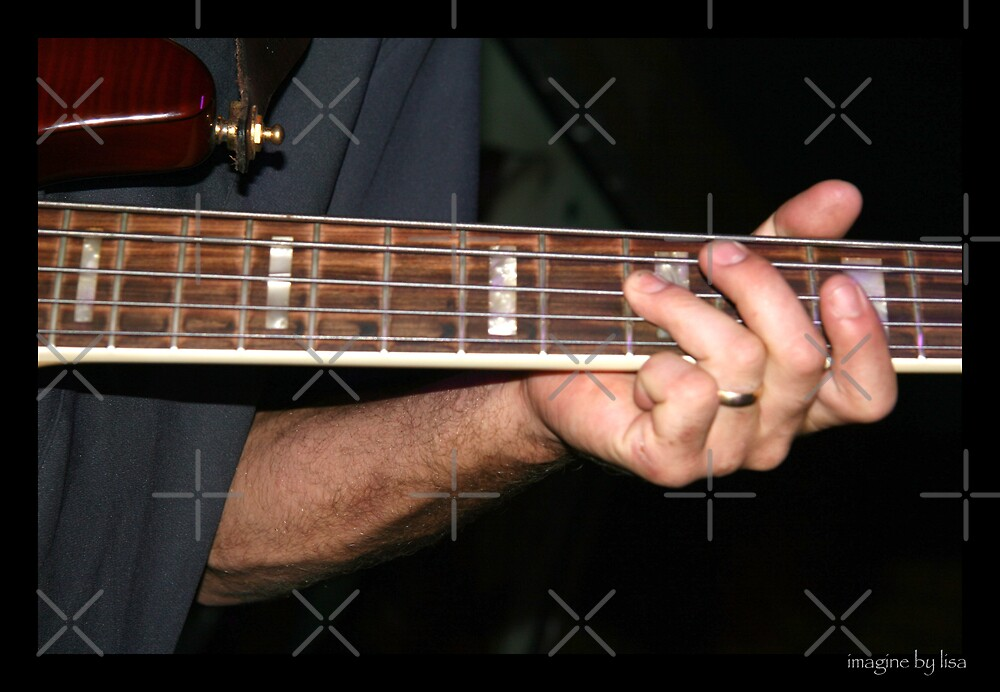 COPE Bassist Kenny by ImagineByLisa