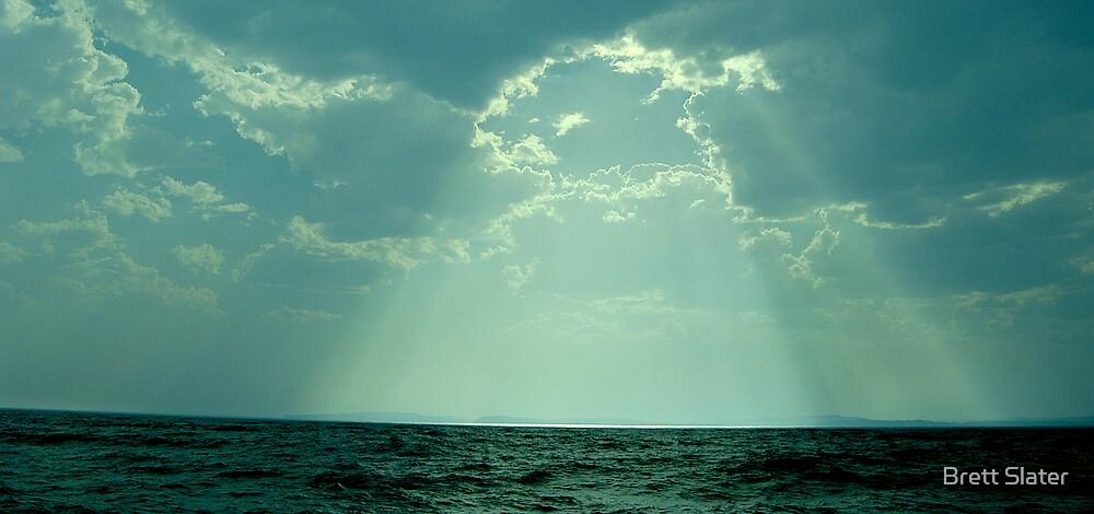 Light from Above by Brett Slater