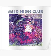 Mild High Club - Timeline (Apocalypse Dreams edition) Poster