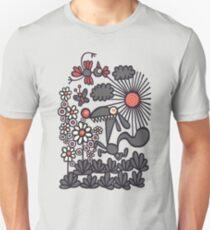 Unrelenting Happygoluckiness T-Shirt