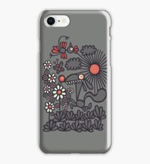 Unrelenting Happygoluckiness iPhone Case/Skin