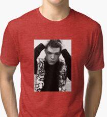 CAMERON MONAGHAN X BLACK CHALK MAG. 2 Tri-blend T-Shirt