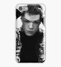 CAMERON MONAGHAN X BLACK CHALK MAG. 2 iPhone Case/Skin