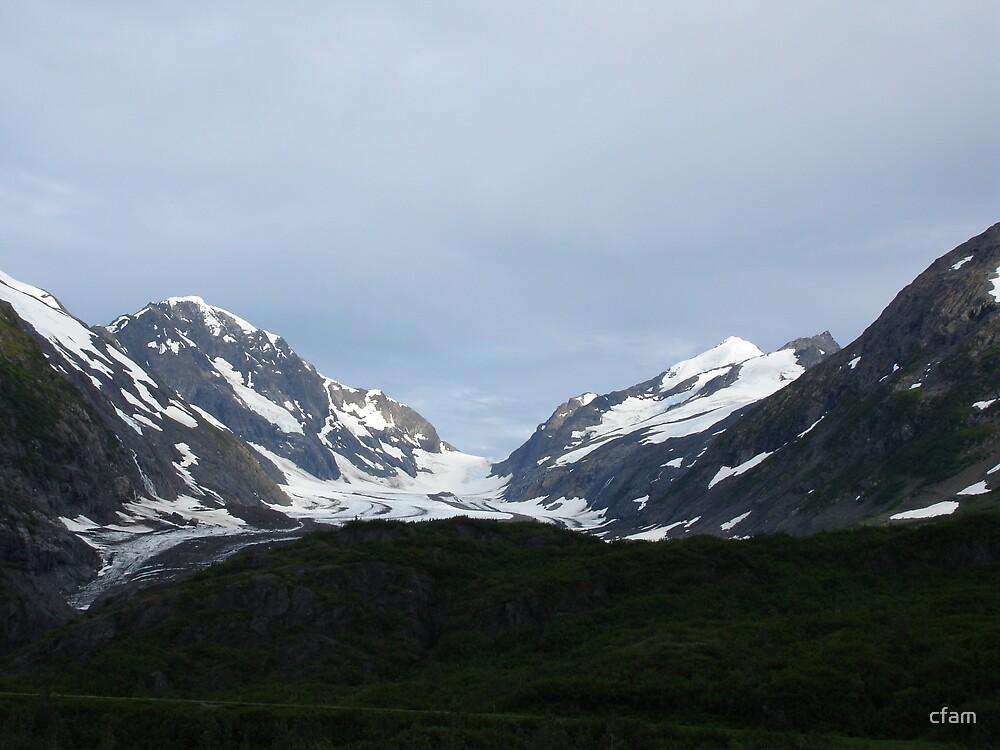 Trail Glacier by cfam