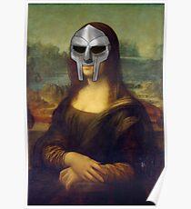 MF Mona Poster