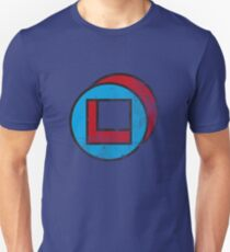Square in Circle - Legion chapter 2 T-Shirt