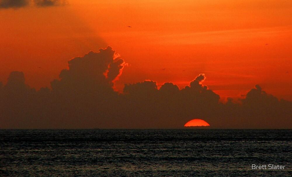 Jimbaarran Bay Bali by Brett Slater